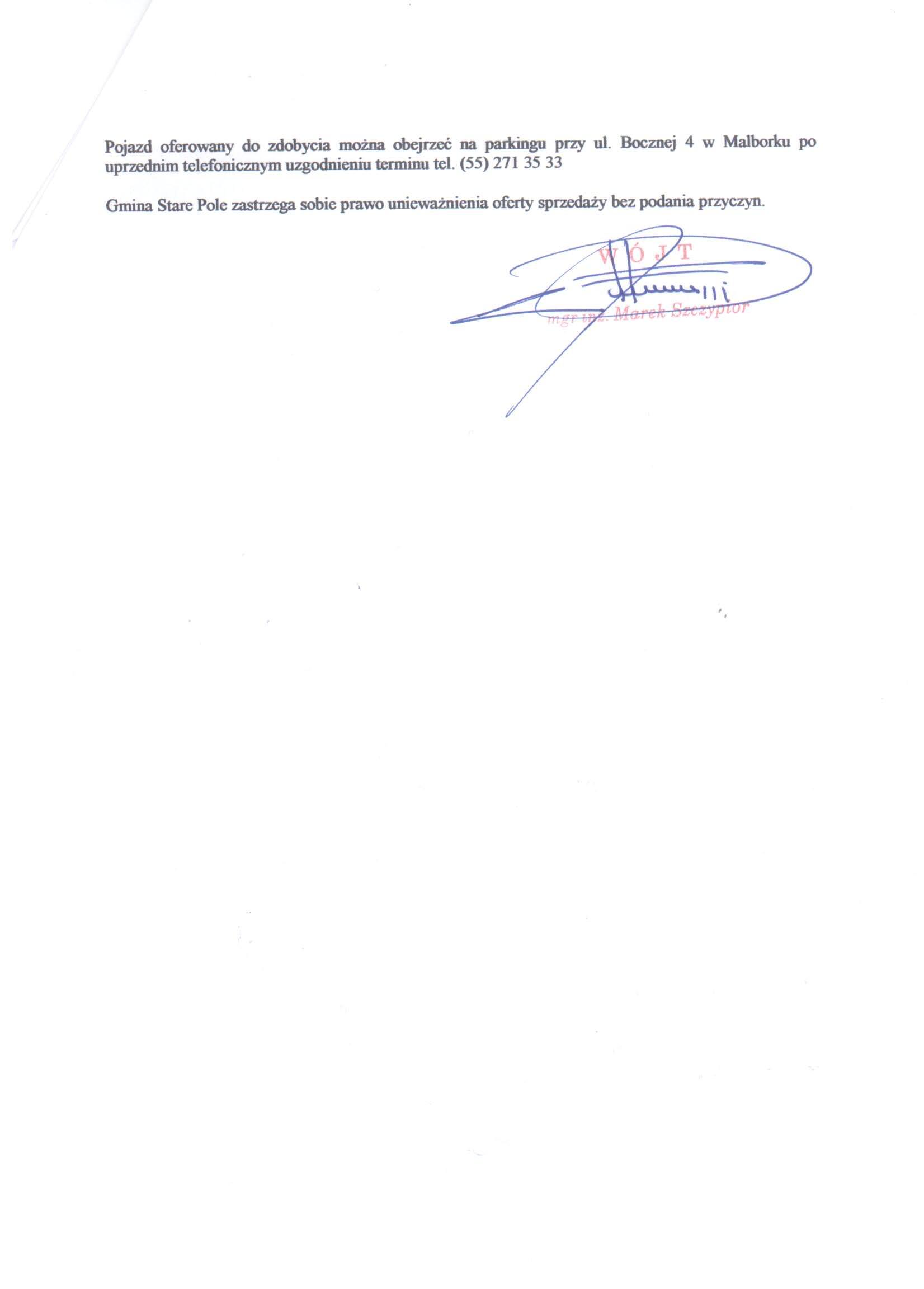Zapytanie ofertowe z dnia 22 marca 2017 r. - str. 2